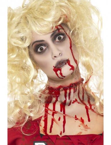 Kit de maquilhagem de zombie para mulher