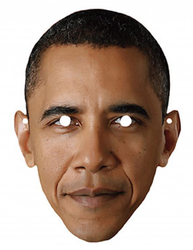 Máscara Barack Obama