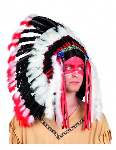 Coifa de índio adulto