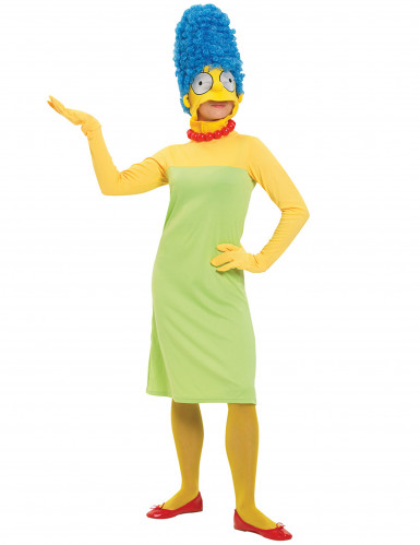 Disfarce marge dos simpson™ adulto