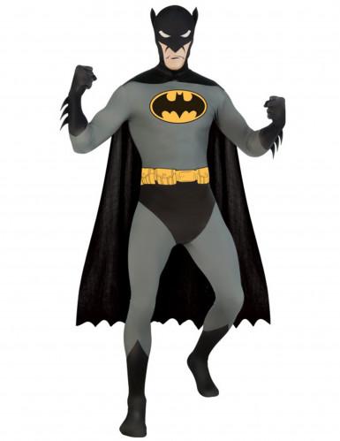 Disfarce Segunda pele Batman™ adulto