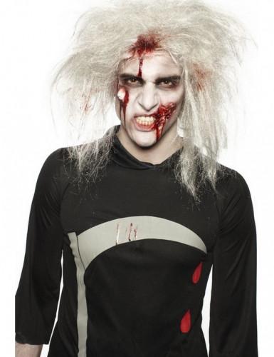 Kit maquilhagem zombie adulto para Halloween