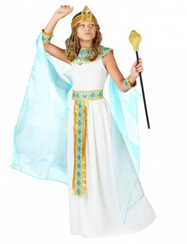Disfarce de Rainha Egipcia para menina-1