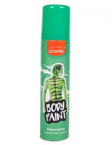 Spray Verde para o corpo e cabelos