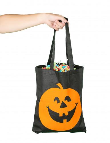 Saco abóbora para doces Halloween-1