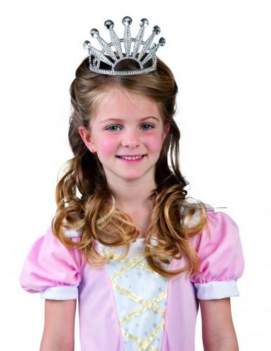 Tiara princesa criança