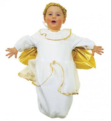 Disfarce anjo bebé