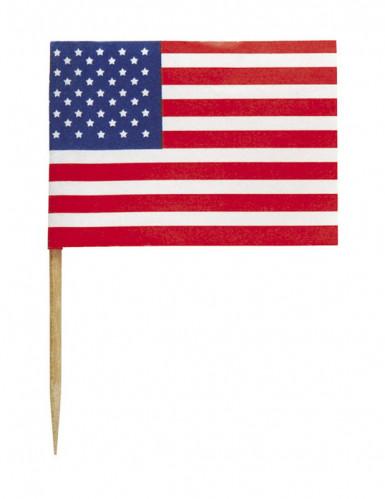 30 Palitos Bandeira USA-1