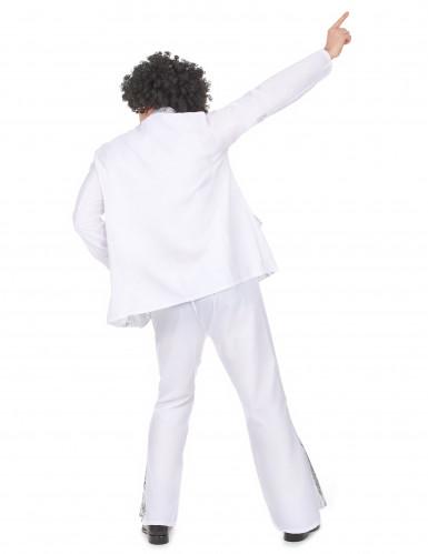 Disfarce disco homem branco e prateado-2