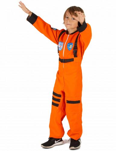 Disfarce astronauta rapaz-1