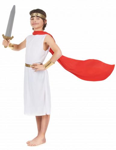 Disfarce romano rapaz-1