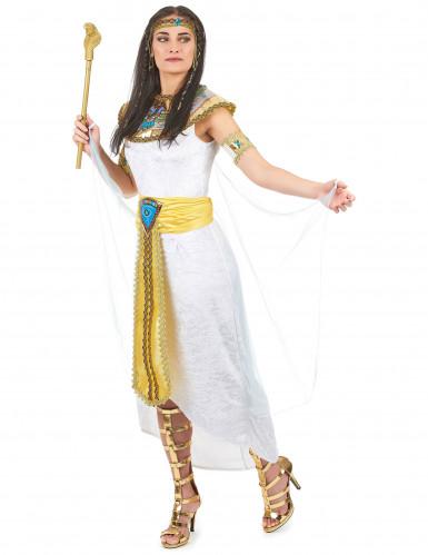 Disfarce casal de rainha do Egipto mãe e filha-1