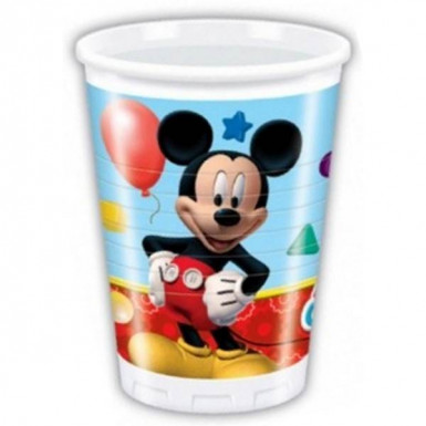 8 copos Mickey Mouse™