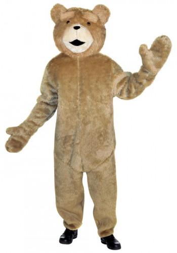 Disfarce do ursinho Ted™ adulto