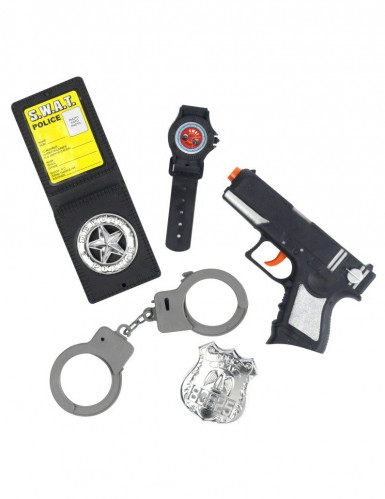 Kit de polícia criança