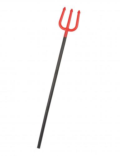 Forquilha vermelha diabo 120 cm