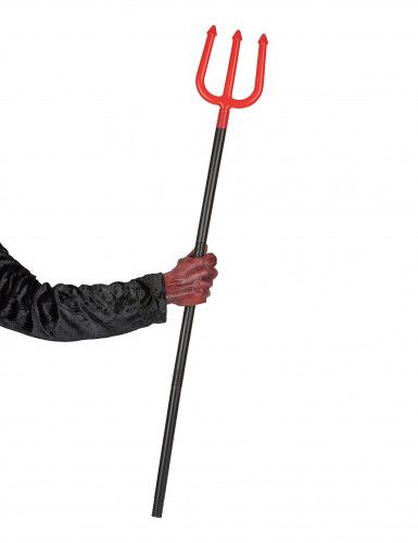 Forquilha vermelha diabo 120 cm-1