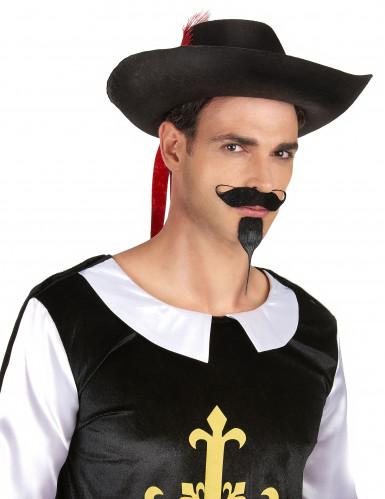 Chapéu mosqueteiro-1