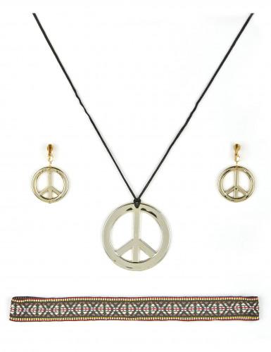 Conjunto de jóias hippie