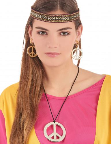 Conjunto de jóias hippie-1