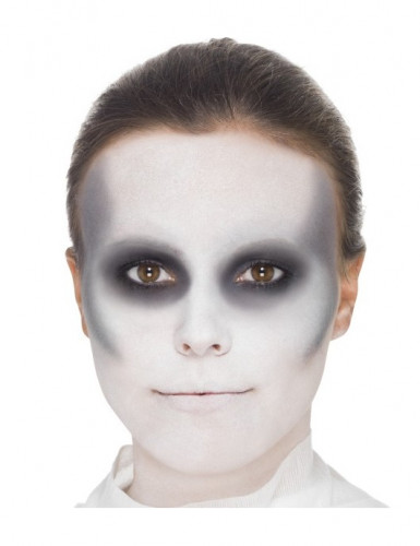 Kit de maquilhagem múmia para adulto Halloween-2