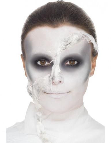 Kit de maquilhagem múmia para adulto Halloween-1