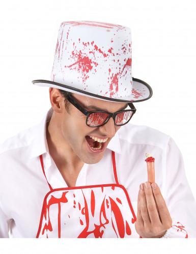 Óculos manchados de sangue !-1