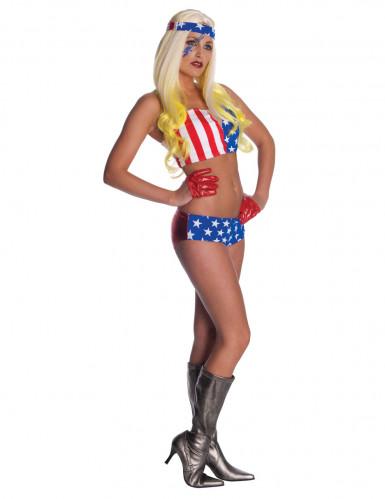 Disfarce Lady Gaga™ Americamulher