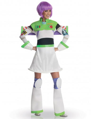 Disfarce Miss Buzz Lightyear™ mulher