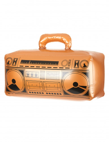Radio insuflável