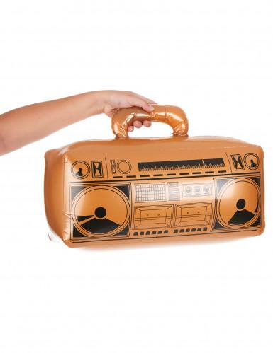 Radio insuflável-1