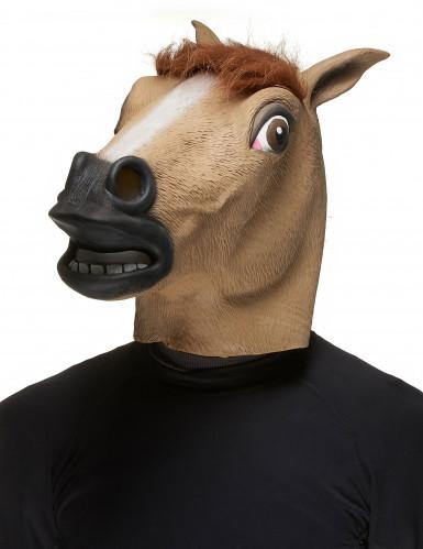 Máscara cavalo adulto