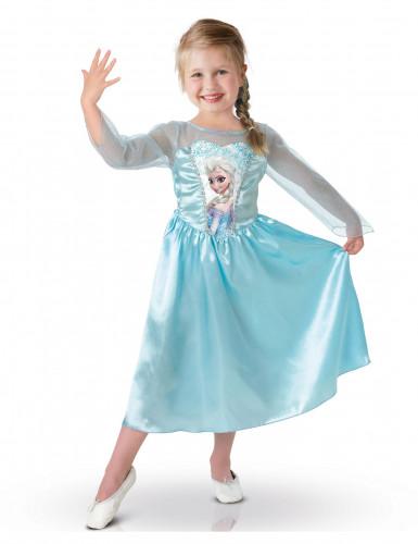 Disfarce Elsa Frozen™ menina