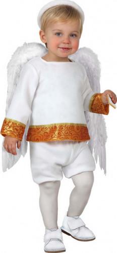 Disfarce pequeno anjo bebé Natal