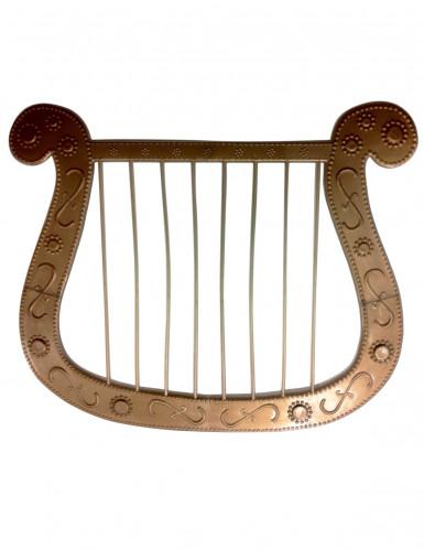 Pequena harpa anjo