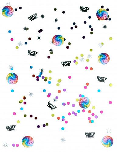 Confetis Disco Bola de discoteca-1