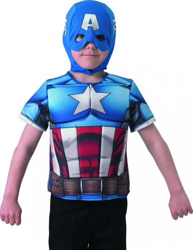 Plastrão Capitão América The Winter Soldier™ menino