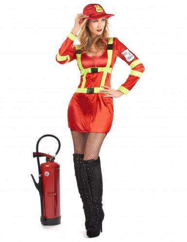 Disfarce bombeira mulher-1
