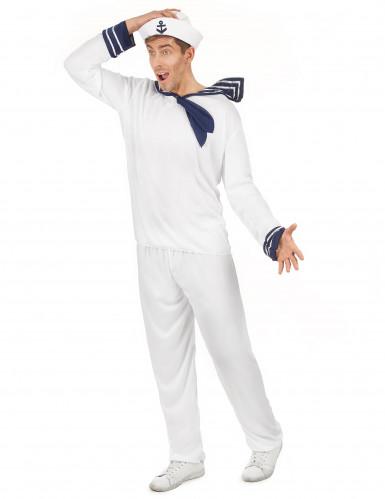 Disfarce marinheiro homem-1