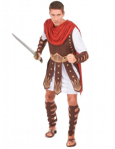Disfarce gladiador para homem