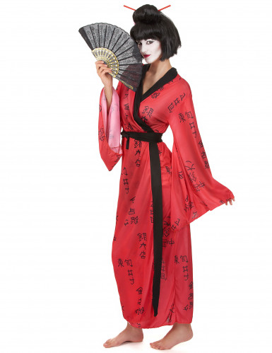 Disfarce geisha mulher-1