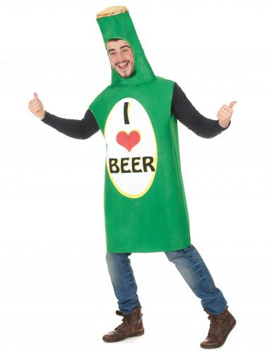 Disfarce garrafa de cerveja adulto-1