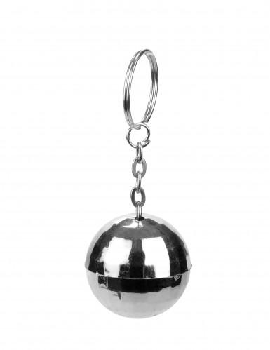 Porta-chaves bola disco