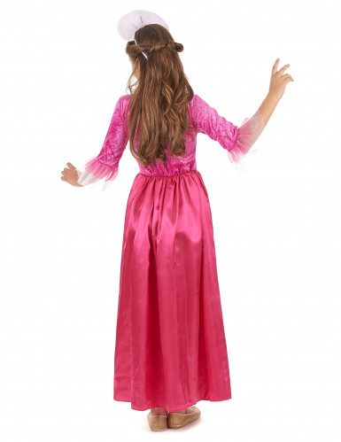 Disfarce princesa com bandolete menina-2