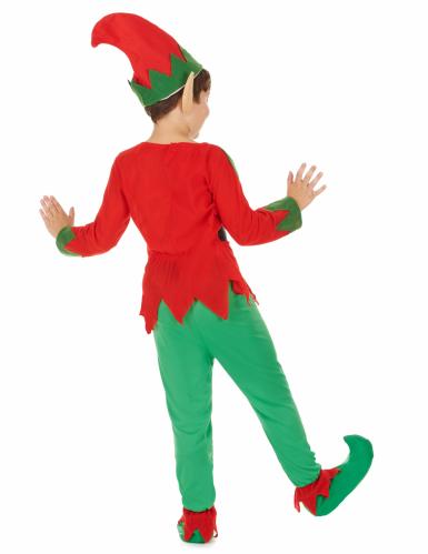 Disfarce de elfo menino-2