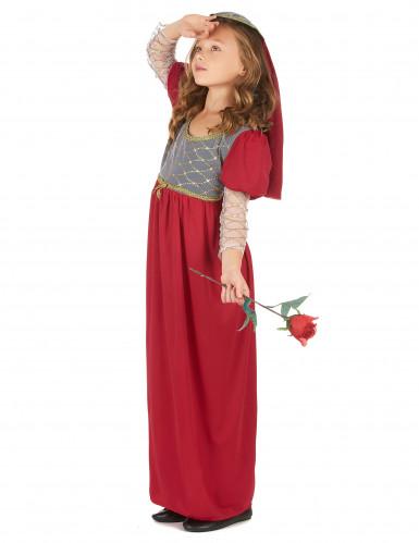 Disfarce medieval para menina-1