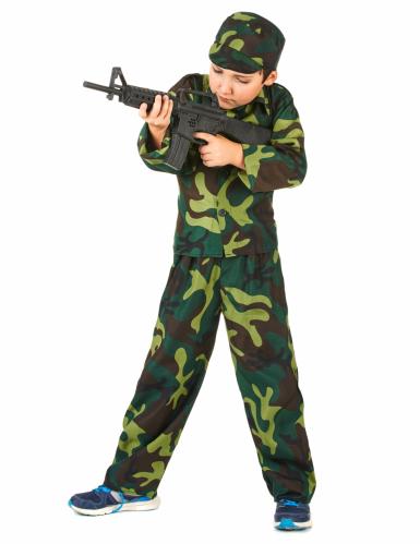Disfarce militar menino-1