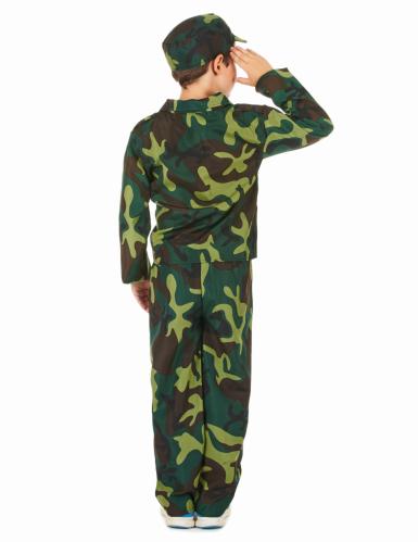 Disfarce militar menino-2