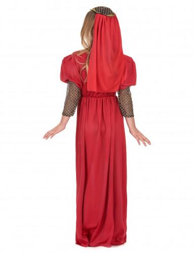 Disfarce medieval menina-2