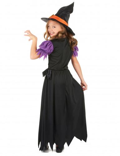 Disfarce bruxa menina-2